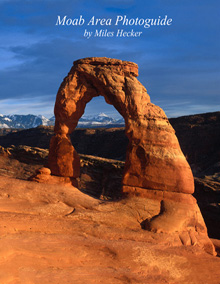 Moab Photoguide Cover